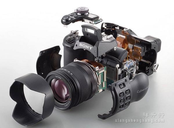 相机剖析图