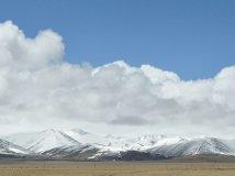 【西藏行摄阿里全景大环线】大雪来临,反走旅程羊湖祈福