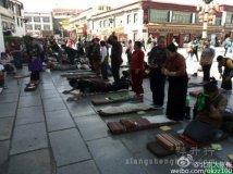【西藏行摄阿里全景大环线】高反之后去扫街