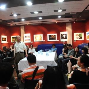 北京律协举办摄影俱乐部成立一周年摄影作品展