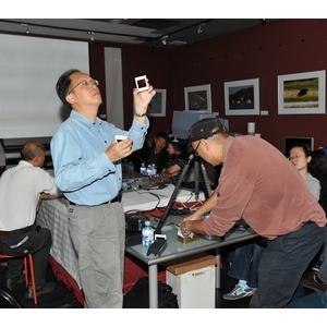 大众影廊举办柯达专业影像系列摄影沙龙