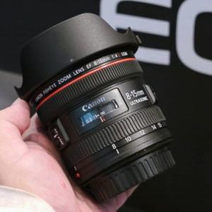 佳能宣布三款最新型EF镜头将在今夏发售