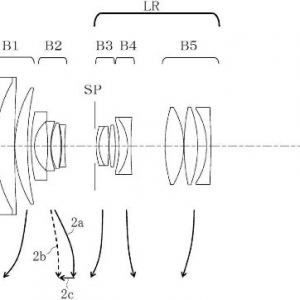 新套头 佳能新款EF 24-105镜头专利登场
