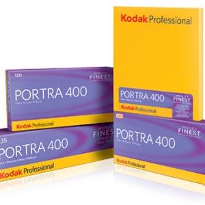 柯达公布8×10版专业彩色胶片新产品