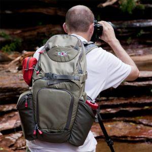 彰显王者风范  美国CLIK户外摄影包