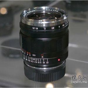 福伦达全新规格35mm F1.2镜头香港到货