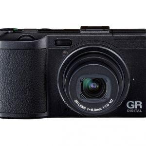 理光高端便携机GR Digital IV发布
