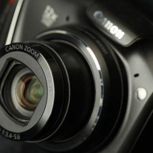 佳能发布SX系列相机PowerShot SX150 IS