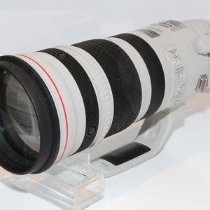 佳能500mm/600mm/200-400mm f/4镜头延期发布