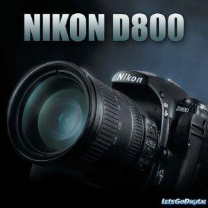 法媒曝光尼康D800技术规格