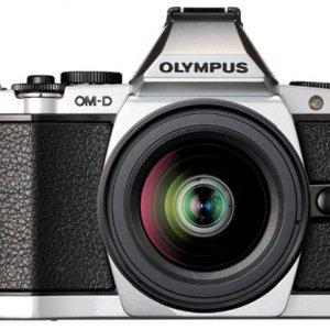 奥林巴斯发布新款M4/3相机OM-D E-M5