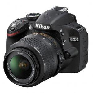 尼康发布单反D3200及28mm f/1.8G定焦镜头