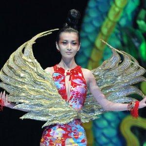 中国新娘时装秀  摄影呈现