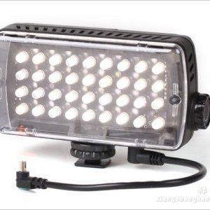 曼富图LED灯助力 打破弱光限制