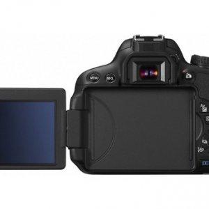 佳能发布EOS650D及两款STM步进马达镜头