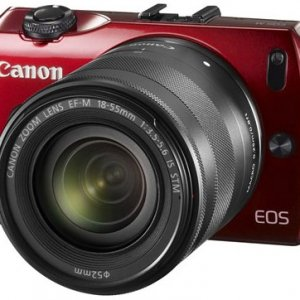 佳能EOS M正式发布 22mm和18-55mm同时推出