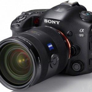 全画幅相机添新丁  索尼发布α99