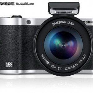 三星发布智能无反相机NX300  可拍3D照片