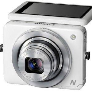 佳能发布便携数码相机PowerShot N