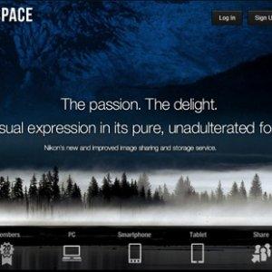 """尼康图像共享和存储服务更名为""""NIKON IMAGE SPACE"""""""