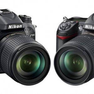 尼康D7100与D7000配置参数对比