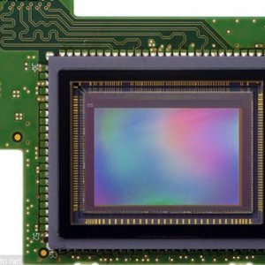 佳能开发类Foveon X3背照式CMOS传感器