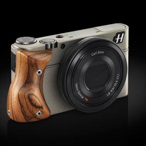 哈苏发布高级便携数码相机Stellar