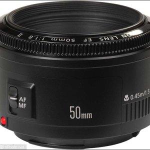 佳能EF 50mm f/1.8 IS镜头专利公布