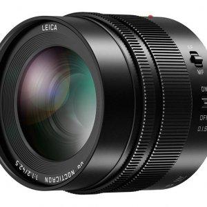 松下正式发布徕卡DG Nocticron 42.5mm f/1.2镜头