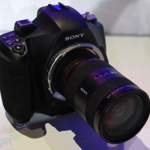 索尼将推出4K视频、体育摄影专用A卡口全画幅相机