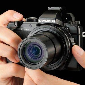 奥林巴斯发布f/2.8恒定光圈长变焦便携相机STYLUS 1