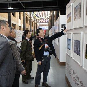中国好风光颁奖仪式在京举办  共庆《大众摄影》55岁生日