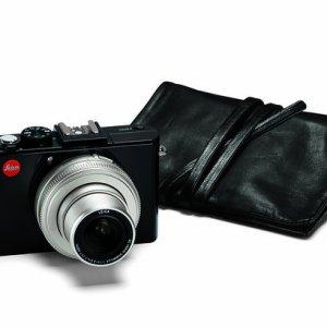 尽显奢华品质 徕卡D-Lux 6推出银黑配色