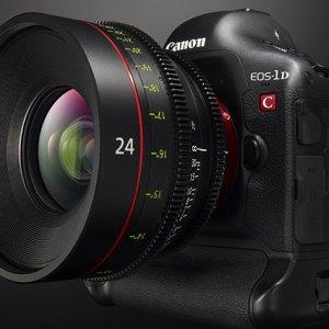 佳能有意推出经济型4K视频相机?