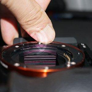 索尼已找到A7/A7R漏光原因