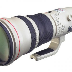 佳能今秋公布新800mm f/5.6L IS开发计划?