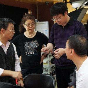 祥升行为北京晨报摄影群进行CCD清洁服务活动