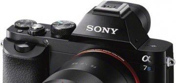 索尼发布全幅微单A7S 主打4K视频拍摄