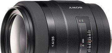 『传闻』索尼即将更新35mm f/1.4 G