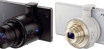 索尼或发布E卡口无线相机模块QX1