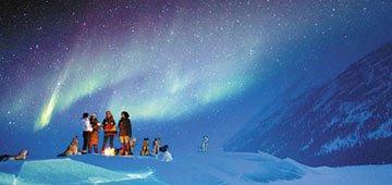 【已结束】加拿大落基山,世界边缘的极光行摄之旅